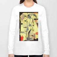 women Long Sleeve T-shirts featuring Women by sladja