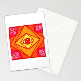 Faith Sunburst Stationery Cards
