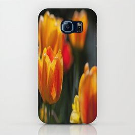 Tulips in the Garden iPhone Case