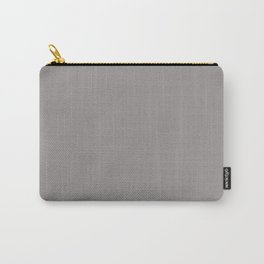 Basic Colors Series - Grey Carry-All Pouch