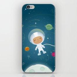 Little Astronaut iPhone Skin