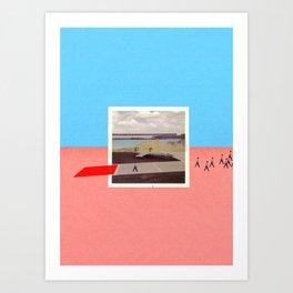 Third Pilot Art Print