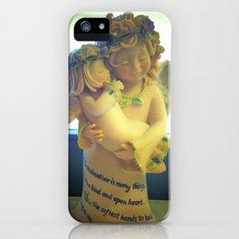 Nana's Angels iPhone Case