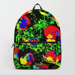 Colorful Nuts Backpack