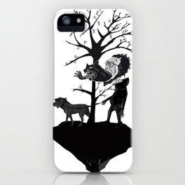 dogdays iPhone Case
