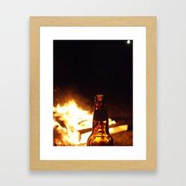 Ignis Framed Art Print