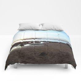 Milk Beach Comforters