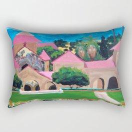 Stanford Quad Rectangular Pillow