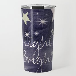 Chalkboard Nursery Rhymes Travel Mug