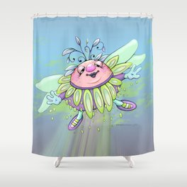 GRANNA SUNNY Shower Curtain