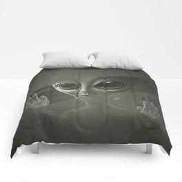 Alien Comforters
