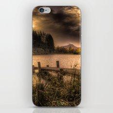 Loch Ard at Sunset iPhone & iPod Skin