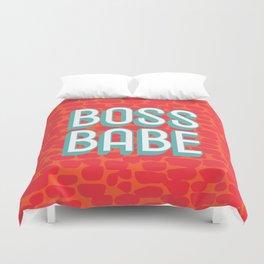 BOSS BABE Duvet Cover