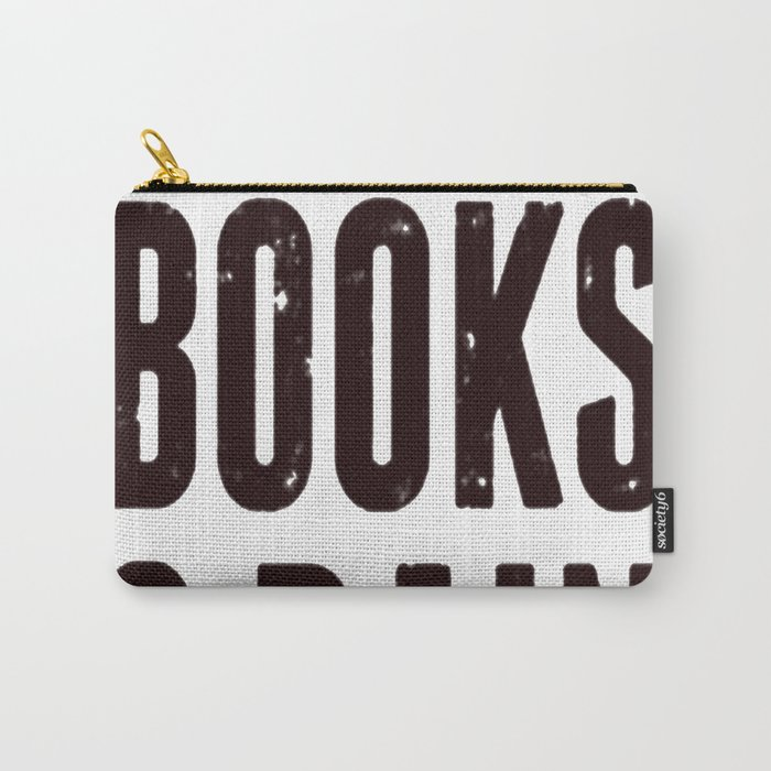 COFFEE BOOKS _ RAIN (VINTAGE) T-SHIRT Carry-All Pouch
