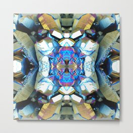 Mineral Composition 8 Metal Print