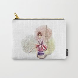 Sweet Paris Carry-All Pouch
