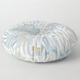 MISTER FREEZE Floor Pillow
