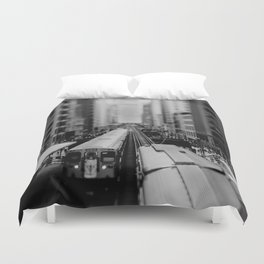 "the ""L"" ... Duvet Cover"