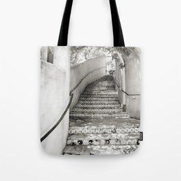 Ceramic Stairway Tote Bag
