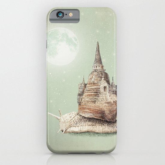 The Snail's Dream iPhone & iPod Case