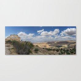 Mount Nebo Canvas Print