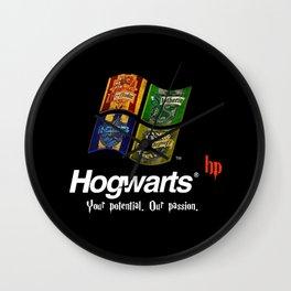HarryPotter - OS Hogwarts Wall Clock