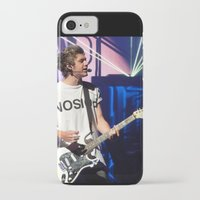 niall iPhone & iPod Cases featuring Niall by clevernessofyou