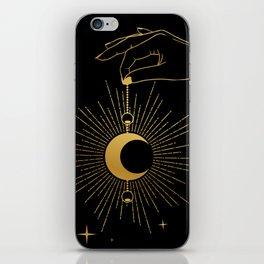 Miss Infinity iPhone Skin