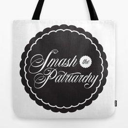 Smash the Patriarchy v.2 Tote Bag