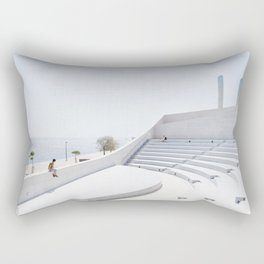 Fundação Champalimaud Lisbon Rectangular Pillow