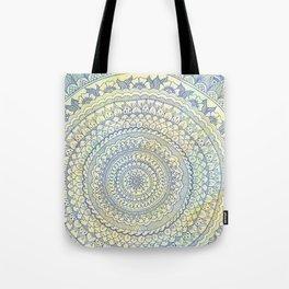 Mandala Doodle Tote Bag