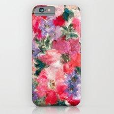 Slendid Flowers 2 Slim Case iPhone 6s