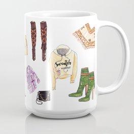 Fall Themed Coffee Mug Coffee Mug