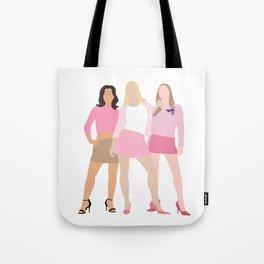 The Plastics Tote Bag