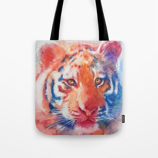 Staring into your soul Tote Bag