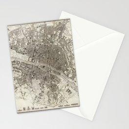 Paris 1860 Stationery Cards