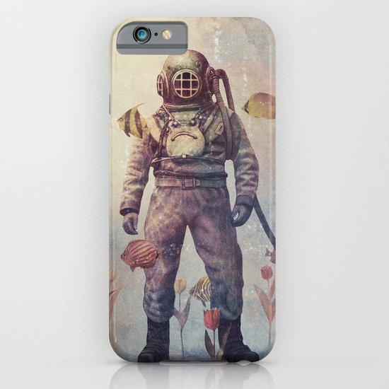 Deep Sea Garden - colour option iPhone & iPod Case