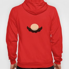 Red Face Hoody