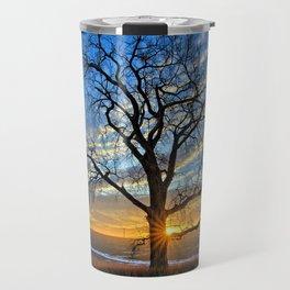 Sunburst Cottonwood Travel Mug
