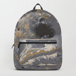 Fluid Gold Concrete Backpack