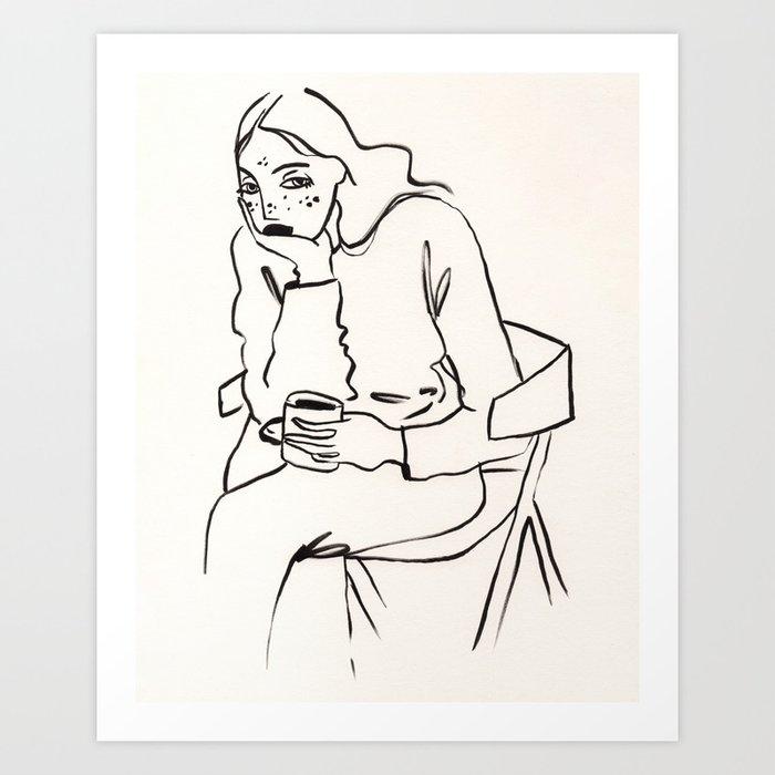 Everything you do Art Print