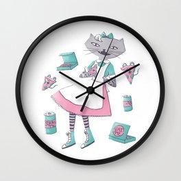 Nonsense Wall Clock