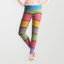Rainbow Chalks Leggings