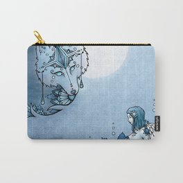 Juliana & The Wolf Spirit Carry-All Pouch
