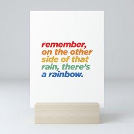 Bright Side Mini Art Print