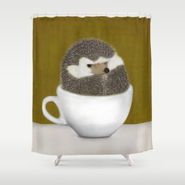 Having A Bad Day? Shower Curtain