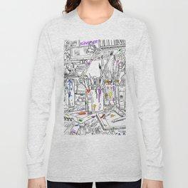 Artist - Künstler Long Sleeve T-shirt