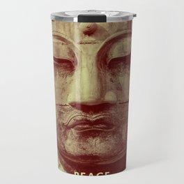 Buddha Duotone 3 Travel Mug