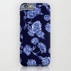 Porcelain Floral Slim Case iPhone 6