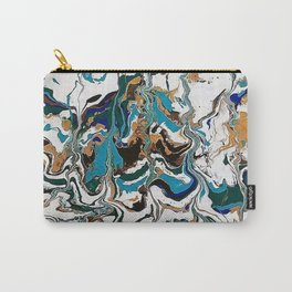 Undefined Lines Carry-All Pouch